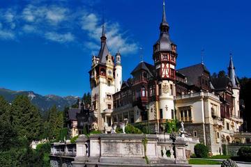 Tour di 4 giorni della Transilvania da Bucarest