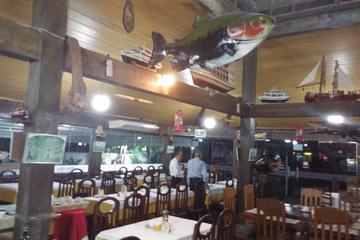 Almoço típico em Manaus