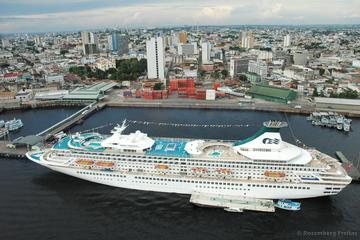 Traslado compartilhado: hotel em Manaus ou Aeroporto ao Porto de...