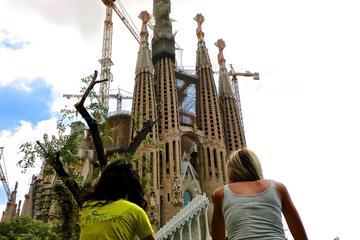 Half-Day Barcelona E-Bike Tour with...