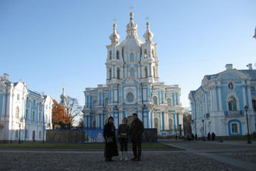 St Petersburg in A Day: Private City Tour, Hermitage Museum and...