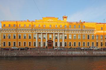 Yusupov palace and Faberge Museum