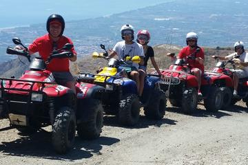 Quad Bike Tour of Taormina