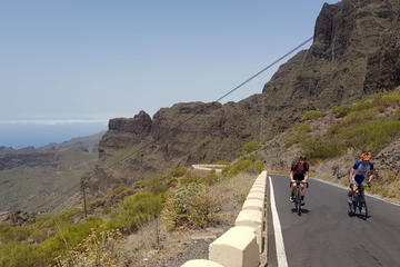 Excursion en vélo à Masca, Tenerife