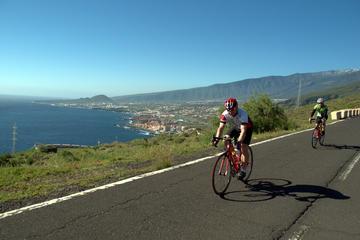 Fietstocht langs de oostkust op Tenerife