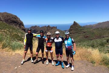 Westen des Teide: Radtour mit kanarischem Kaffee und Mittagessen