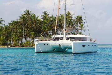 Viagem de barco com tudo incluso em San Blas