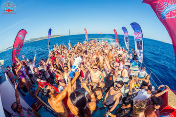 Ibiza Boat Party VIP Package