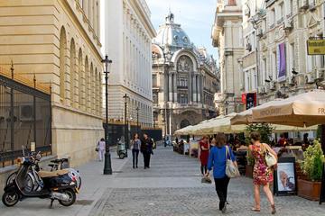 Recorrido de medio día en Bucarest