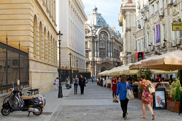 Tour di mezza giornata a Bucarest