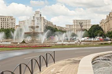 Tour panoramico della città di Bucarest