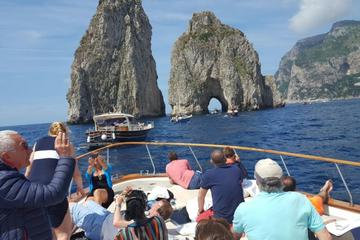 Capri Excursion in Private Boat Full Day From Sorrento