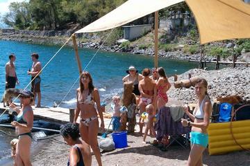 Lago Atitlan Diversión para toda la familia día de Antigua