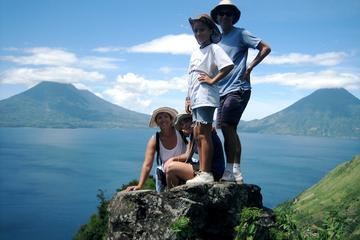 Lake Atitlan Lower Mayan Trail Hiking Tour from Panajachel