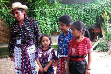 Lake Atitlan: Santa Catarina and San Antonio Maya Tour from Panajachel