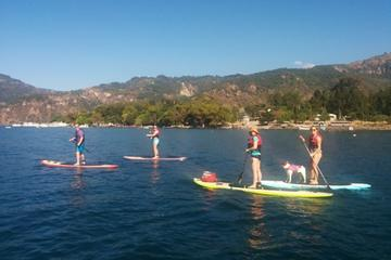 Stand up Paddle Board Adventure from Antigua
