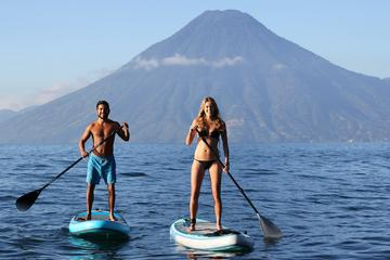 Stand Up Paddle Board Lesson and Fun Tour