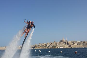 Malta Tandem-Jetpack Flugerlebnis