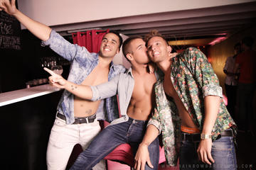 Private Gay Night Tour in Barcelona