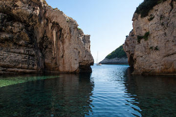 Best of Central Dalmatia 7-Night Sailing Tour from Split