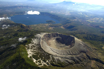 HIke Santa Ana Volcano departure from...