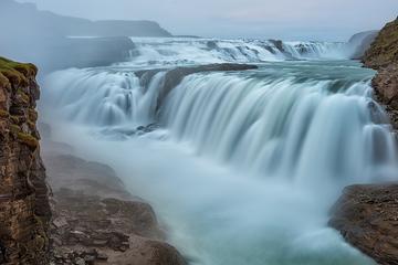 Tur fra Reykjavik til den Gylne sirkel med snorkling i Silfra