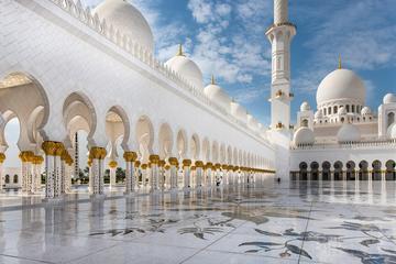 Tour della città di Abu Dhabi da Dubai