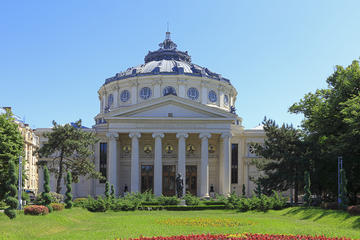 Excursion de 8jours en Roumanie au départ de Bucarest: château de...