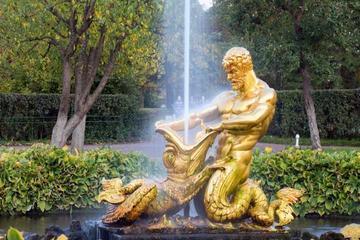 5 uur durende privétour van het paleizen- en tuinencomplex in ...