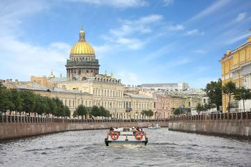 Canal Cruise and Private Walking Tour...