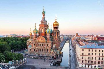 Excursão particular nas Catedrais de São Petesburgo com ingresso tipo...
