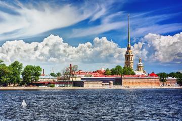 Grand Tour privato di San Pietroburgo di 4 ore con biglietti omaggio