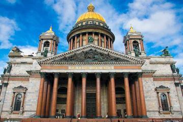 Privat tur til Peter-Paulus-festningen inkludert Isak-katedralen fra...