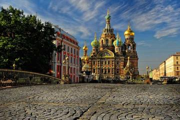 Private 4-Hour Sightseeing Tour of St Petersburg and Optional Boat...