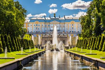 St. Petersburg Private Tour: Peterhof ...