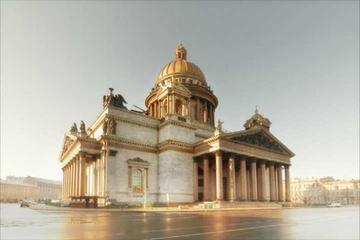 Visite privée de 3heures de la ville de Saint-Pétersbourg