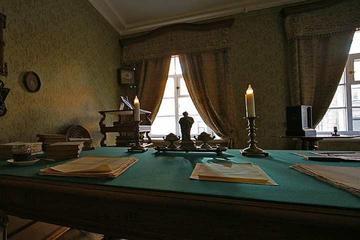 Visite privée du musée Pouchkine et...