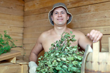 Esperienza bagno russo allo Yamskaya Banya a San Pietroburgo, con 3