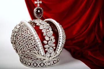 Privat omvisning: Omvisning i Diamantrommet i Eremitasjen med en av...