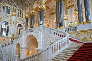 Private Hermitage Tour with Faberge...