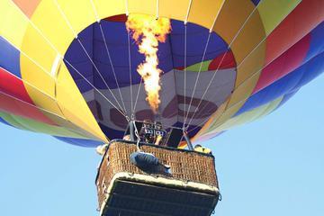 Private Tour: Hot Air Balloon Flight Over Pushkin and Pavlovsk