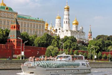 Private Tour: Moscow City Tour and Scenic River Cruise