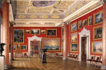 Private tour: The Hermitage Museum and 3-course Traditional Russian...