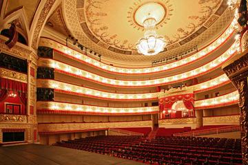 Russisk ballettopplevelse, inkludert...