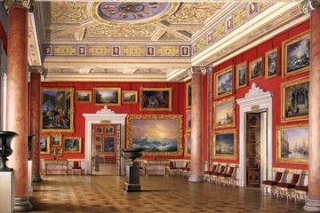 Tour privato: Museo dell'Hermitage e pranzo tradizionale russo di 3