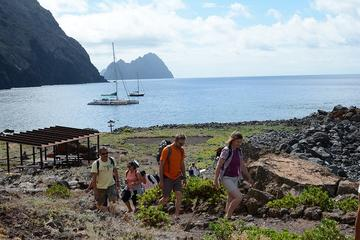 Cruzeiros de um dia de catamarã às Ilhas Desertas saindo de Funchal