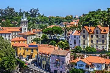 Excursão particular por Sintra partindo de Lisboa com guia...