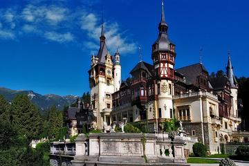 One Day Tour into Transylvania from Brasov