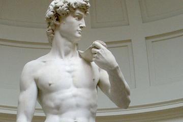 Besichtigung der Galleria dell'Accademia