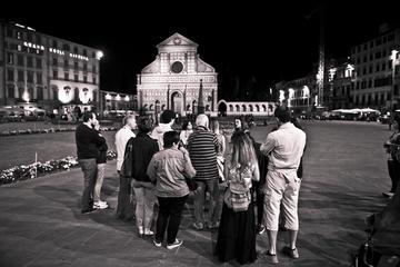 Excursão a pé das lendas de Florença de 2 horas à noite